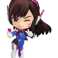 Overwatch: D.Va Nendoroid Action Figure - Merchoid