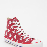 Urban Outfitters - Converse Star Print Chuck Taylor All Star High-Top Sneaker