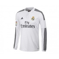 MAILLOT REAL DE MADRID MANCHES LONGUES 2014/2015