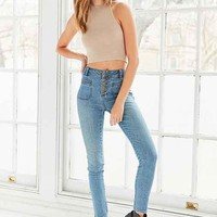 BDG Twig Patch Pocket High-Rise Skinny Jean