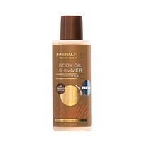 Mineral Fusion Body Oil, Shimmer Gold - 3 Fz