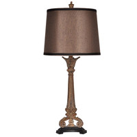 Crestview Collection Cvaup978 Franco Table Lamp