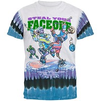 Grateful Dead - Steal Your Faceoff Tie Dye T-Shirt