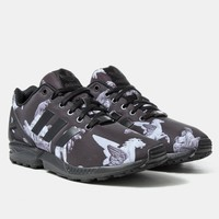 Buy Adidas Originals ZX Flux Shoes - Core Black/Carbon from Urban Industry | Urban Industry
