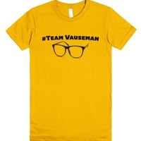 Team Vauseman-Female Gold T-Shirt
