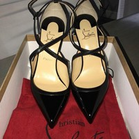 PEAP Christian Louboutin Crissos shoes