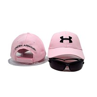 Perfect Under Armour Women Men Sunhat Embroidery Sport Baseball Cap Hat