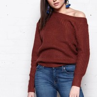 MINKPINK One Sided Jumper