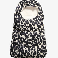 Moschino Baby Animal Print Footmuff - MGX885 -  FINAL SALE