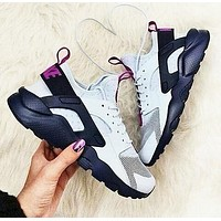 NIKE AIR HUARACHE RUN ULTRA GS Female leisure sports running shoes