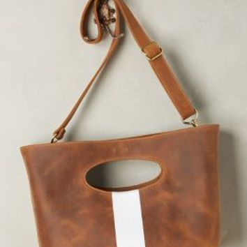 Ceri Hoover Median Tote in Brown Motif Size: One Size Bags