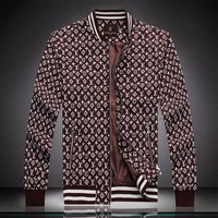 Louis Vuitton Cardigan Jacket Coat-2