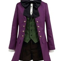 [Japan Cosplay] Black Butler 2 Alois Trancy Costume Womens