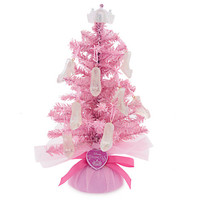 disney parks princess christmas holiday tree with slippers decorations new with tags