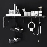 Iron Pipe Shelf - Urban Outfitters