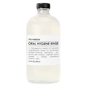 ORAL HYGIENE RINSE - mouth wash - in glass bottle - 16 fl oz - organic - apothecary