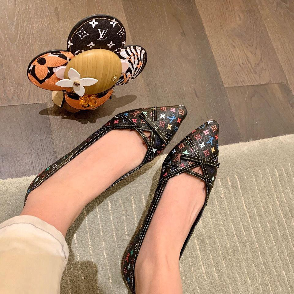 Image of Louis Vuitton LV Flat Loafers