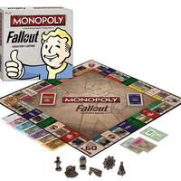MONOPOLY: Fallout Collector's Edition - Only at GameStop