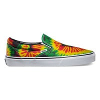 Tie Dye Slip-On | Shop Classic Shoes at Vans