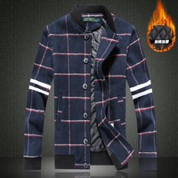 Men's Jackets Coats winter fashion design /S-5XL
