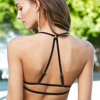 Kendall and Kylie Strappy Back Bralette Bikini Top at PacSun.com