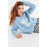adidas Originals Adicolor Trefoil Warm-Up Sweatshirt
