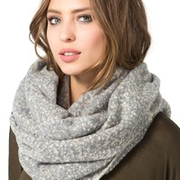 Super Softie Two Tone Scarf