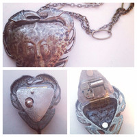 Custom listing for Patricia Davy Jones Tia Dalma musical locket