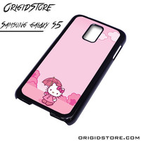 hello kitty For Samsung S5 Case Ali