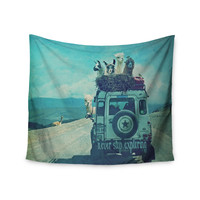 "Monika Strigel ""Never Stop Exploring III"" Wall Tapestry"