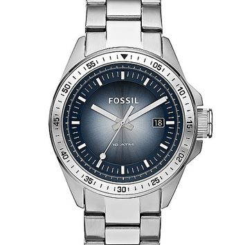 Fossil Blue Degrade Watch