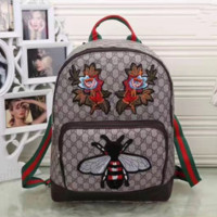 Gucci Women Fashion  School Bookbag Backpack G-LLBPFSH