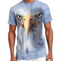 The Mountain Men's Eagle Face T-shirt