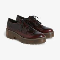 Monki | View all new | Platform oxfords