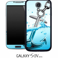 Anchor Splash Skin for the Samsung Galaxy S4, S3, S2, Galaxy Note 1 or 2