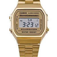 A168WG9-A Casio Stainless Steel Digital Watch   Casio   Watches' All Items   American Apparel