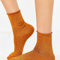 Out From Under Sparkle Party Anklet Sock - Urban Outfitters