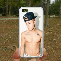 Justin bieber,shirtless,iPhone 5s case,iPhone 4/4s Case,iphone 5 case,iphone 5c case,samsung S3/S4,Personalized iPhone Case
