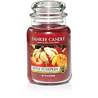 Yankee Candle Company Apple Pumpkin Candle 22 oz Ulta.com - Cosmetics, Fragrance, Salon and Beauty Gifts