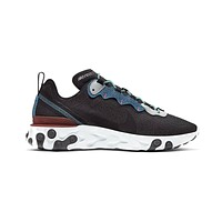 Nike Men's React Element 55 SE Safari Pack Anthracite