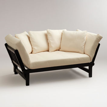 Natural Studio Day Sofa Slipcover World From Cost Plus World