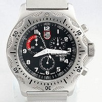 Luminox Ultimate Navy SEAL Chronograph Dive  Watch 8102