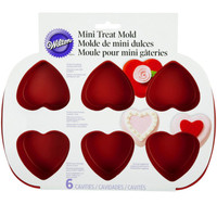 Wilton® Mini Treat Mold, Heart