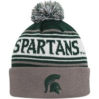 Top of the World Michigan State Spartans Youth Green Ambient Cuffed Knit Hat