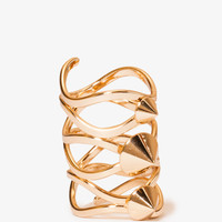Spiked Knuckle Ring