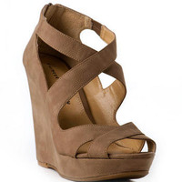 Chinese Laundry Motion Wedge