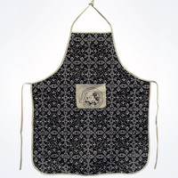 Disney Parks Mickey Mouse Icon Gourmet Kitchen Apron For Adult New With Tags
