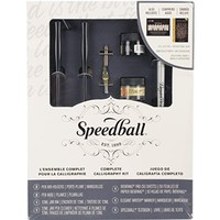 Speedball Art Products Complete Calligraphy Kit