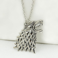 Jewelry Shiny Game Of Thrones Games Stark Necklace = 4806954436