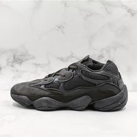 "Adidas Yeezy Boost 500 ""Black"""